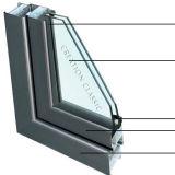 Vidro isolado endurecido para o vidro do vidro do edifício/indicador