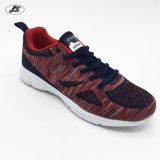 Il nuovo tessuto delle scarpe da tennis di modo mette in mostra i pattini per le donne degli uomini (V003#)