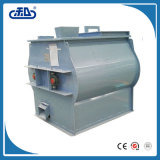 Paleta-Tipo especialmente diseñado máquinas del Doble-Eje de la serie 9hws del mezclador del proceso de alimentación