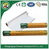 Rolo de papel de alumínio para uso doméstico para embalagens de alimentos com baixo preço