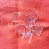 стекло поплавка 1.1mm/ультратонкое стекло/стекло обложки оптически стекла/часов с 1986