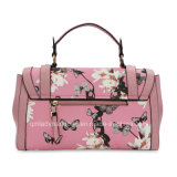 Roze Bloem Dame Handbag Beautiful Handbag