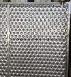 Placa vendedora caliente de la almohadilla de la inmersión de la soldadura de laser para el producto fresco
