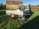 Bac d'aluminium solide Truck Body Land Rover