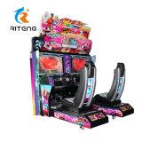 Diversión con Monedas simulador de conducción de las máquinas de juego de carreras de coches