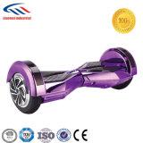 самокат баланса колеса 6.5inch 2 миниый с ключом Bluetooth дистанционным и освещением СИД