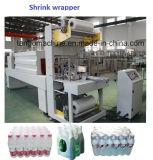 Machine automatique d'emballage d'emballage de rétrécissement de Filmm de PE