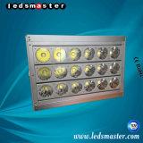Ledsmaster 5 indicatore luminoso di inondazione della garanzia 240W LED RGB di anno