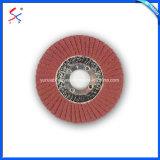 На заводе оптовой высокое качество шлифовки металлических диска заслонки из оксида алюминия