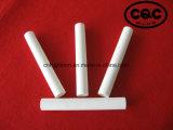 Tubo di ceramica dell'allumina avanzata per la fabbricazione industriale resistente