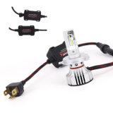 Bulbo auto automotor de la luz de conducción de la lámpara 5000lm LED de la linterna 6000K LED del F2 LED 36W LED