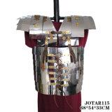 Armadura romana européia medieval Jotar115 do cavaleiro da armadura