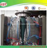 HDPE PP PVC 플라스틱 화학 배럴 Jerrycan 자동적인 밀어남 중공 성형 기계
