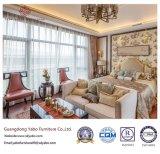 Meubles vendables de chambre à coucher d'hôtel avec le jeu de fourniture d'hospitalité (YB-WS-88)