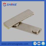 Значок магнита для названной плиты