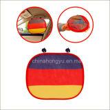 Os fãs de futebol do pavilhão da Alemanha Aluguer de carro do Ventilador de futebol do toldo Parasol