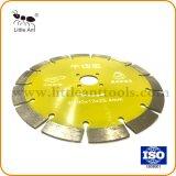 190мм сухой алмазные инструменты пильного полотна Hot-Pressed режущий диск резки камня