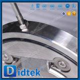 Didtek 30 anni di fornitore CF8m della valvola sceglie la valvola di ritenuta del piatto