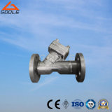 コンパクトな鋼鉄Yタイプ小切手弁(GAH65H)