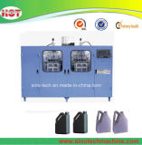 Автоматическая Six-Head экструзии машины для выдувного формования пластиковых бутылок (двенадцать гнезд)