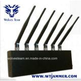 6 WiFi d'antenne et brouilleurs de téléphone de &Cell de GPS pour l'usage mondial