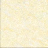 La línea de color gris claro de porcelana pulida baldosas de piedra