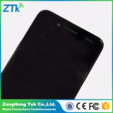 Оптовый экран касания LCD мобильного телефона для индикации iPhone 7 добавочной