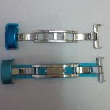 12 14 16 18 20 de Uitstekende kwaliteit die van Roestvrij staal van 22mm 304 de Grepen van de Band van het Horloge vouwen