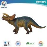 元の本物のプラスチック恐竜のおもちゃ