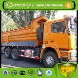 Shacman 6X4 50 톤 수용량 420HP 덤프 팁 주는 사람 트럭