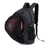 Sports Backapck Ball sac à dos, ordinateur portable, sac à dos de l'école, sac à dos Sac de basket-ball, football avec USB