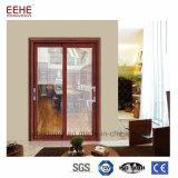 De moderne Schuifdeur van het Glas van het Aluminium van de Deur van de Keuken van het Aluminium van het Ontwerp