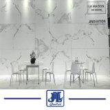 벽 지면을%s 자연적인 대리석 Calacatta 백색 합성 벌집 도와 또는 석판