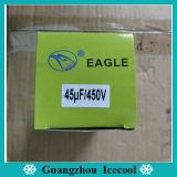 냉각 압축기 실행 축전기 Cbb65 450V 40UF