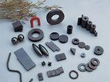 La Olla, disco, el bloque, cerámica y permanente de la barra de imán de ferrita