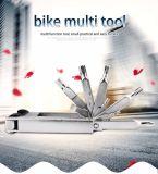Nuevo diseño multi mayorista 11 en 1 de la mano de Venta caliente de la herramienta de bicicletas