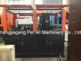 Durchbrennenmaschine der halbautomatischen Flaschen-4cavities für die Herstellung der Plastikdose