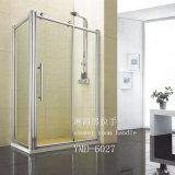 流行の簡単なシャワー室のステンレス鋼のガラスドアハンドル(YMD-6027)