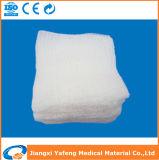 tamponi della garza del raggio delle spugne X del cotone assorbente di 7.5X7.5cm