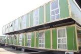 安く前作られた太陽エネルギーの容器の住宅建設の出荷生きている小屋の容器浴室の価格のモービルハウス