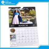 Десять Полноцветный 2018 Календарь печать изготовителя
