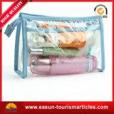 Kundenspezifischer kleiner Baumwollreißverschluss-wasserdichter Beutel