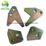 Costume que dá forma à soldadura de dobra que carimba partes com trabalho da fabricação de metal da folha