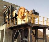 最も堅い鉱石および石のための高性能の顎粉砕機