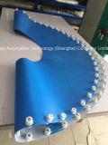 Correa de PVC blanca modificada para requisitos particulares especial de Hairise con la categoría alimenticia