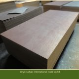 1220*2440*18m m Bintangor hicieron frente a la madera contrachapada para la decoración