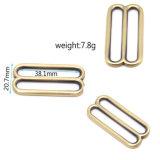 L'inarcamento di cinghia concentrare in lega di zinco di Pin dell'inarcamento della barra del metallo caldo di vendita per l'indumento calza le borse (HS0514)