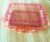 Caixa plástica Hsyy415 do recipiente de armazenamento da alta qualidade quente da venda