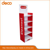 Knall Positions-Ausstellungsstand-Pappausstellungsstand für Einzelverkauf