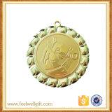 Medalla personalizado insignia de la tarjeta de aluminio